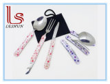 Camping Cutlery Set Knife Fork Spoon Set