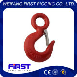 Chinese Supplier of U. S. Type Eye Slip Hook with Latch