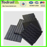 High Quality Rubber Pads/ Professional Manufacturer Rail Products
