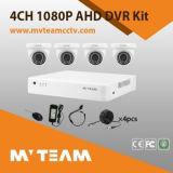 CCTV DVR System 4CH by CCTV Camera Manufacturer in China