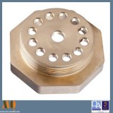 Precision CNC Turning Brass Parts CNC Turned Parts (MQ2064)