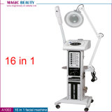 16 in 1 Multifunction Beauty Salon Equipment in Dubai for Face Treatment and Skin Care