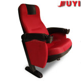 Wholesale Factory Price Cinema Chair Leather Outer Cover High Rebound Sponge PP Armrest Wood and Leather Folding Chairs