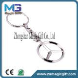 Hot Sale Zinc Alloy 3D Benz Logo Keychain at Wholesale Price