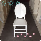 White Plastic Resin Phoenix Chair at Wedding