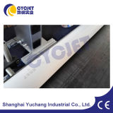 High Efficiency Laser Marking Machine for White PVC Pipes