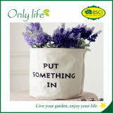 Onlylife BSCI Fabric Planter for Home Decoration