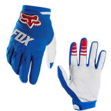 Blue Wear-Proof Motorcycle off-Road Racing Gloves (MAG61)