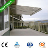Adjustable Electric Aluminum Canopy Roof Awning for Balcony