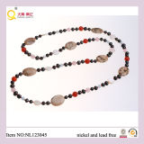 2013 Fashion Natural Shell Stone Jewellery Necklace, Sweetwater Jewellery/Jewelry Necklace, Stone Jewellery/Jewelry Necklace