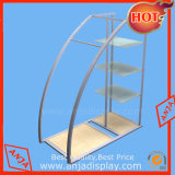 Metal Universal Display Shelf Fixtures for Garment and Shoe
