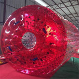0.8mm PVC Outdoor Inflatable Sports Game for Summer Inflatable Roller