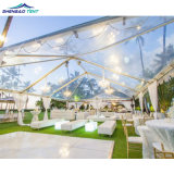 Big Top Marquee with Clear Span Wedding Marquee Tent Glass Wall