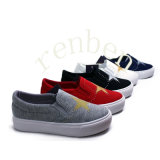 Hot Sale Women′s Fashion Casual Canvas Shoes