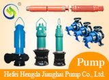 Vertical Submersible Axial Flow and Mixed Flow Pump