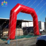 Outdoor En14960 Inflatable Door Arch for Decorations with Customized Logo
