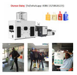 One Time Forming Non Woven Box Bag Machine