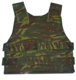 Wholesale Military Security Camouflage Tactical Bullet-Proof Vest (SDLB-1D)