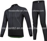 Polar Fleece Cycling Wear Set for Outdoor Wear