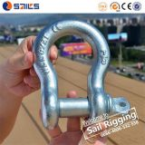 45# Steel Galvanized Forged Shackle