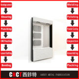China Popular Supplier Stainless Steel 304 Display Boards Shelf