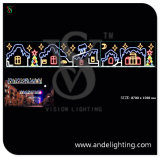 LED Street Motif Light for Christmas Decoration Outdoor Use
