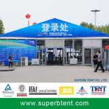 Large Aluminum Frame Outdoor PVC Trade Show Exhibition Tent