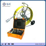 "10"" Color Monitor CCTV DVR Water Pipe Inspection Camera"