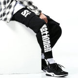 Wholesale Cheap Mens Fashion Streetwear Cargo Pants with Side Pockets