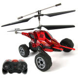 RM-520821 Brand New 3.5CH Air-Land Remote Control Helicopter with Missile Launching Function