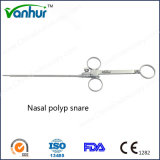 E. N. T Sinuscopy Instruments Nasal Polyp Snare