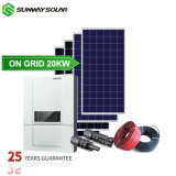 Top Selling 20kw Solar Energy System with Solar Panelhouse Price