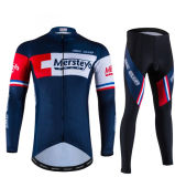 Mountain Bike Riding Suit Spring Autumn Man Long Sleeve Shirt Blouse Custom Cycling Jersey Clothing