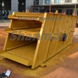 Industrial Double Deck Small Circle Vibrating Screen Rotating Wet Sieve Shaker