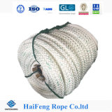 High Strength PP 8/12-Strand Polypropylene Rope Double Braid, PP Rope