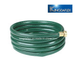 Nylon Braided Flexible Water Irrigation PVC Garden Hose Pipe