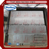 Perfect Brand 50kg/M3 Rock Wool Board with Printed Alumnium Foil Fsk