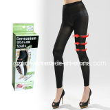 Slim Pants, Germanium Spats Shorts Leg Pants for Leggings Shaping