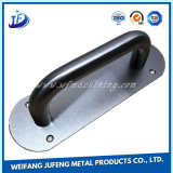 Customized Deep Drawing Stainless Steel Punching Handles for Shower Room