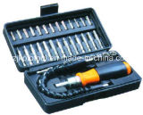 "Hot Sale 40PCS 1/4"" Dr. Sockets Combination Tool Set"