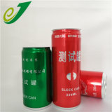 Empty Aluminum Can Custom Soft Drink Can 330ml Soda Can