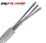 Opgw Cable Fiber Optical Cable Overhead Ground Wire with IEEE 1138 ISO Certificate
