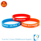 China Customized Cheap Various Rubber Silicone Wristband for Sports Activity or Publicity