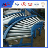 100mm Width Warehouse Roller Conveyor for Package Transport