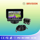 Truck/Bus Tracking Navigation Monitor with IP69k Heavy Duty Camera