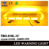 Amber LED Multi Voltage 12/24V Flashing Beacon, Recovery Light Strobe Lightbar with Magnetic