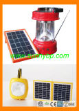 Solar iPhone Charger Lantern for Camping