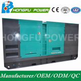 30kw 38kVA Cummins Diesel Engine Generator Set with Super Silent Performance