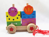 Wholesale Wooden Pull Car Toys for Kids