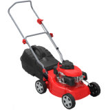 "17"" Professional Hand Push Lawn Mower with 140cc Engine"